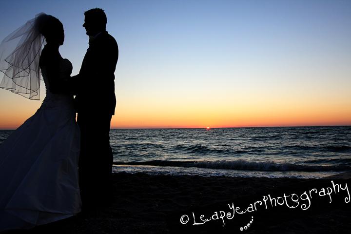 Sunset Wedding Captiva Island