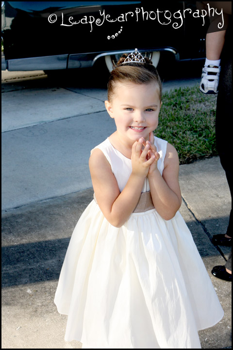 Flower Girl - Fort Myers Wedding!