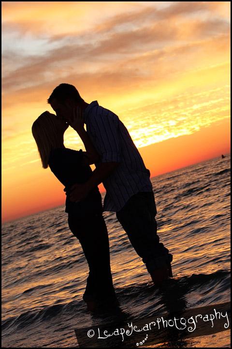 Fort Myers Beach Engagement Photographer