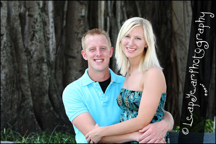 Fort Myers Engagement!