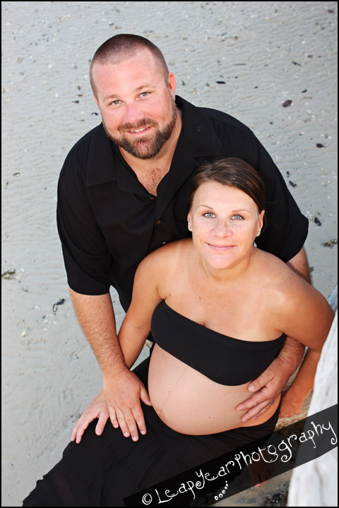 Maternity Photography Fort Myers Beach