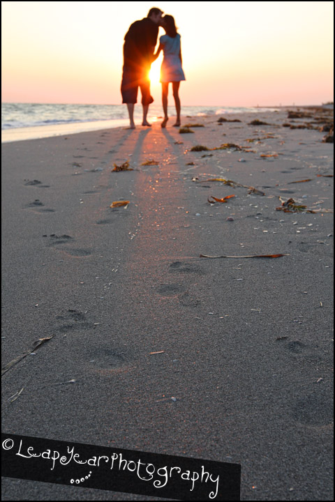 Sanibel Island Engagement Photography