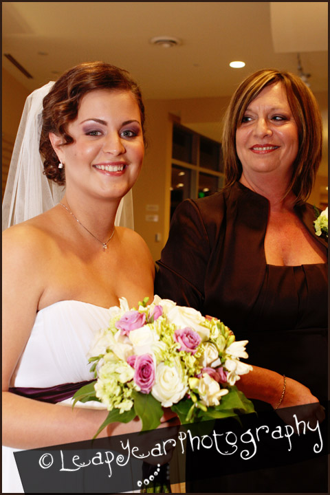 Bride and Mom in Fort Myers