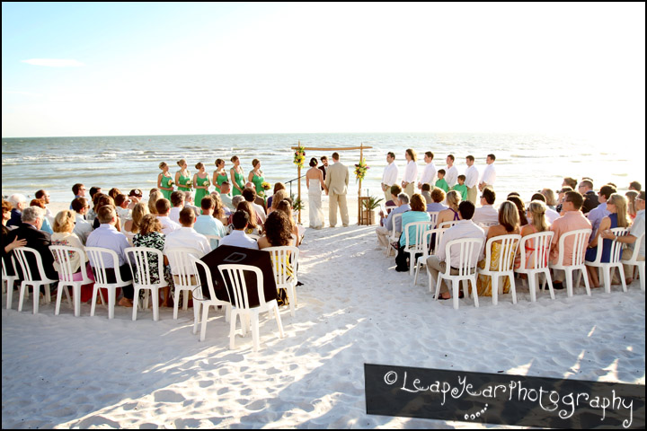 Pink Shell Resort Fort Myers Beach Weddings