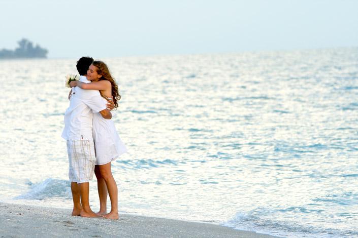 Intimate Wedding Sanibel Island