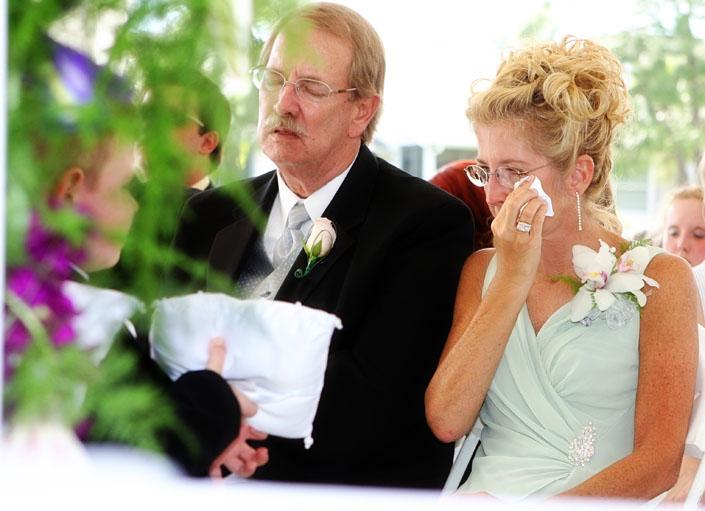 Wedding Day Emotion