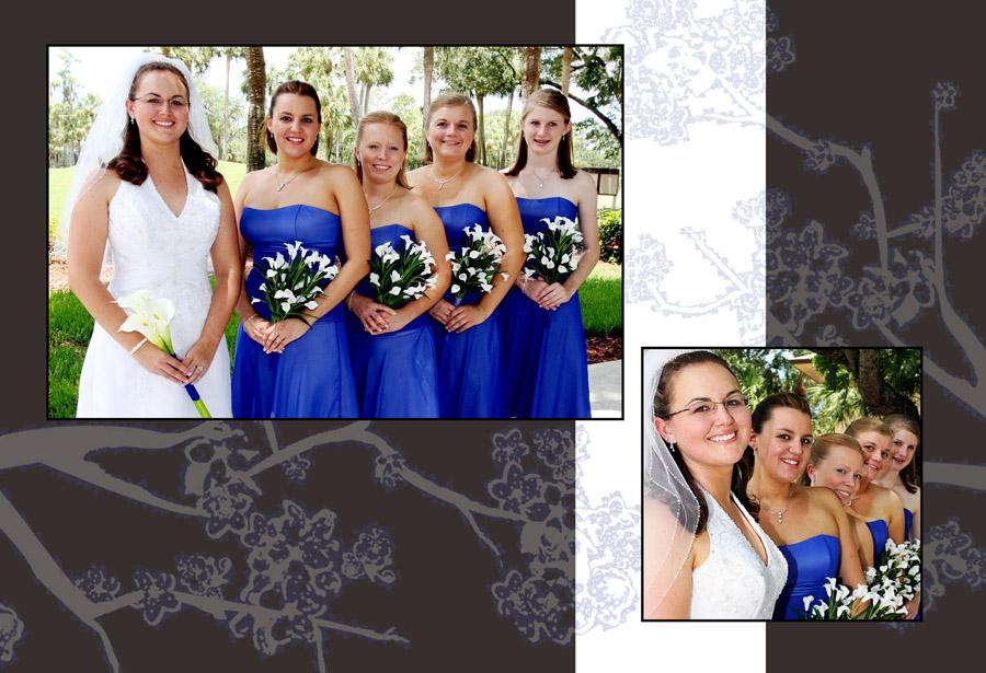 Wedding Honor Attendants